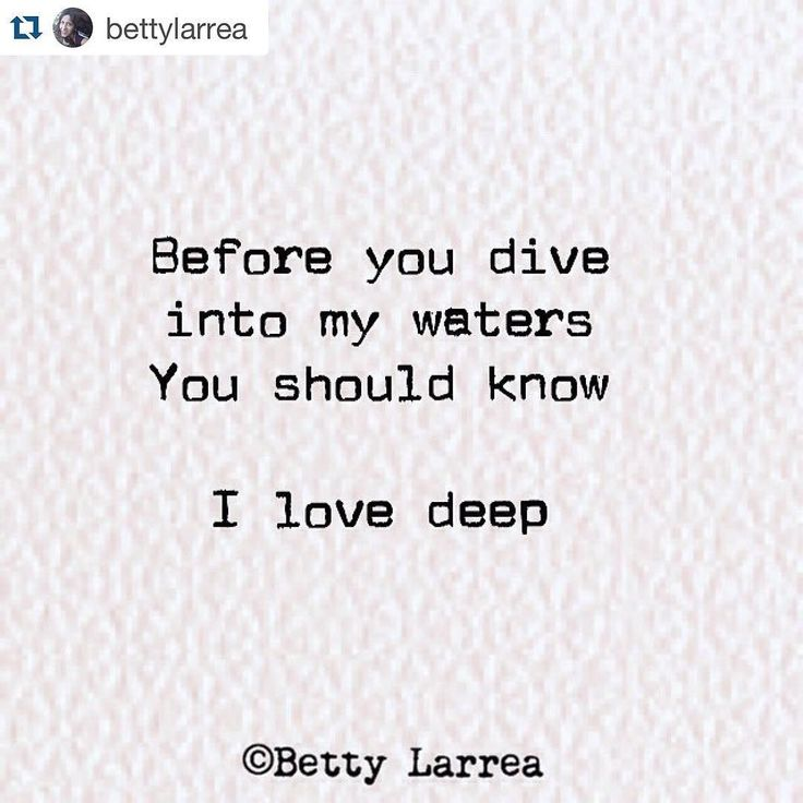 How true this is for me @bettylarrea From the first words to the last and the ones that will surface in the silence. These words are from my journal written 2 days after we met. I knew then like I know now that what I want is someone who can BE with all of me all that I am learning to embrace to love in myself and I know that I shall HAVE it. I think you deserve to know before you even kiss me that I feel oh so deeply that poetry runs through my veins that you will become my muse that once…