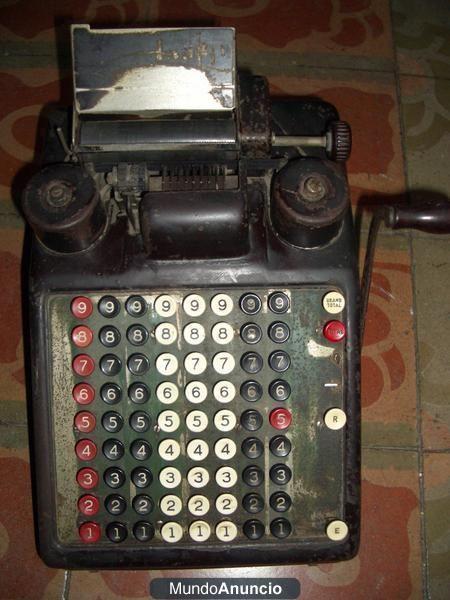S. Burroughs invento la maquina calculadora de multiplicación directa (y no a través de sumas sucesivas) que fue muy popular y se utilizo en todas las oficinas de contabilidad de Estados Unidos.