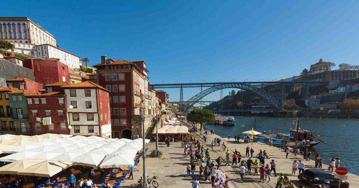 Oporto tiene mucho de qué presumir. Descubrimos algunos rincones de la capital del norte de Portugal a golpe de Instagram.