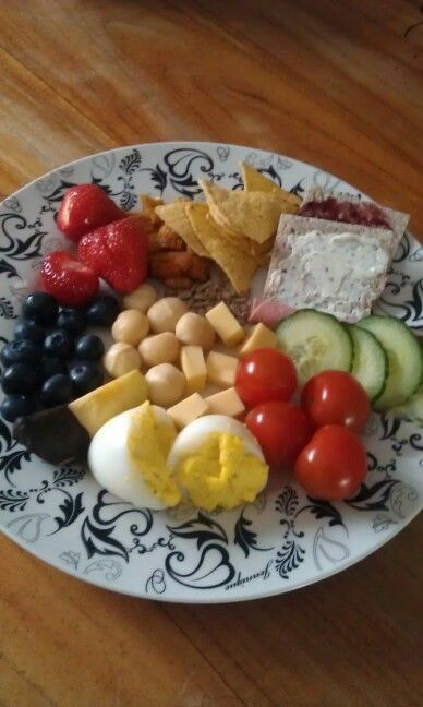 Monkey platter~Kids~Healthy~Food