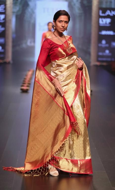Tulsi Silks presents Woven Tales of Kanchipuram by Santosh Parekh