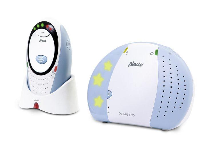 Le babyphone Alecto DBX-85 Eco est un modèle qui conviendra aux parents les plus exigeant. De nombreuses fonctionnalités pratiques vous attendent !
