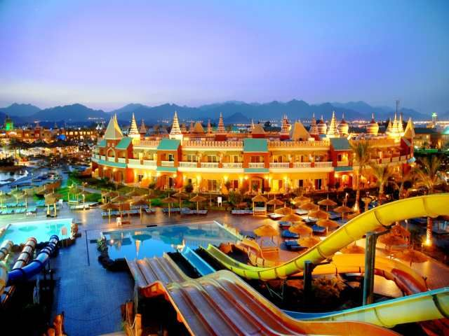 Aqua Blu - Sharm el Sheik. Highly recommended for a family holiday