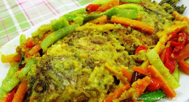 Natural Cooking Club   Gurame Bumbu Acar