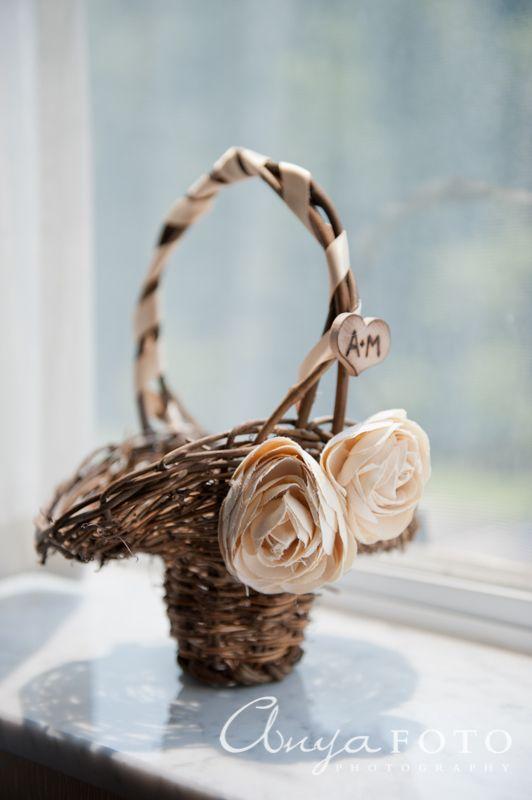 Flower Girls anyafoto.com #wedding #flowergirls, flower girl petal bsket ideas, flower girl petal basket desings, flower girl petal basket, wicker flower girl petal basket