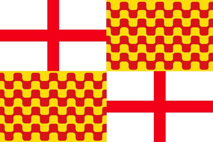 Bandera Tabarnia - Barcelona is not Catalonia