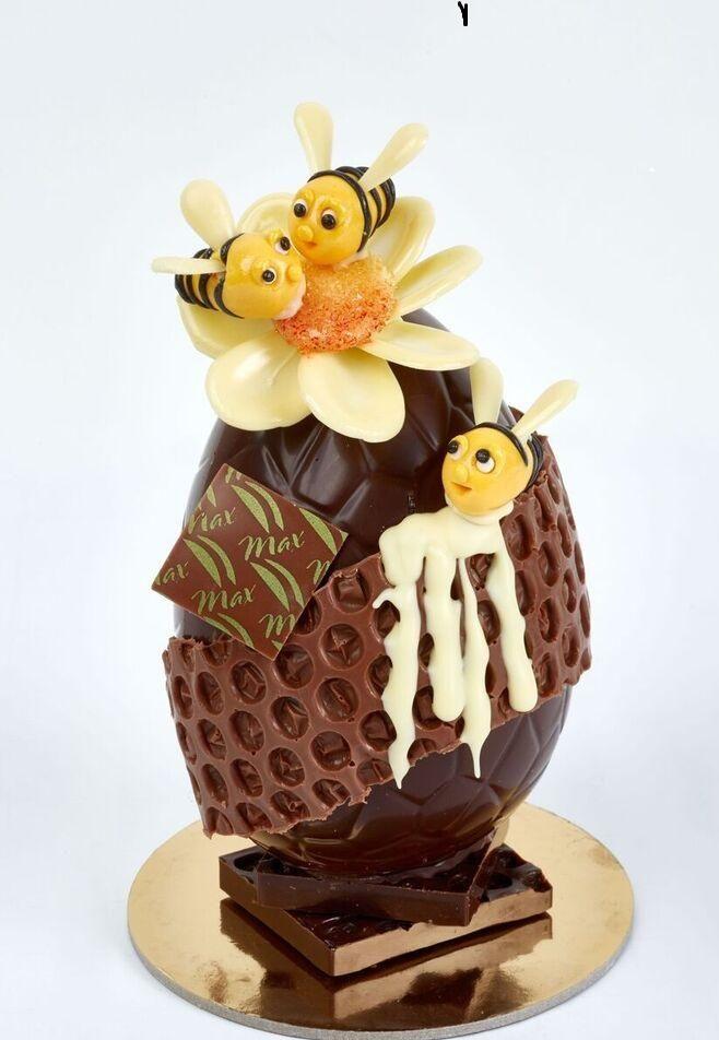Vi presento l'uovo Pasquale realizzato dal Maestro Massimo Albanese - Fuudly