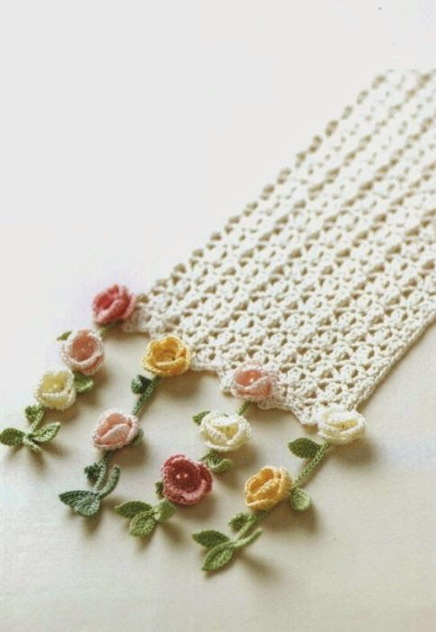 770 best La belleza del crochet y más images on Pinterest | Crochet ...