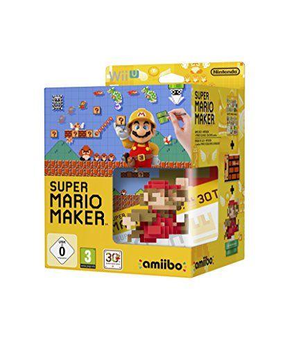 Super Mario Maker + Amiibo 'Super Mario Bros' - Mario classique : rouge - édition limitée Nintendo http://www.amazon.fr/dp/B010N9S3WE/ref=cm_sw_r_pi_dp_jTQzwb1H72XZS