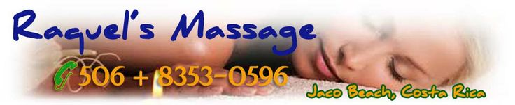 Costa Rica Massage Jaco | Treat Yourself to a Relaxing Experience with one of Our Professionals