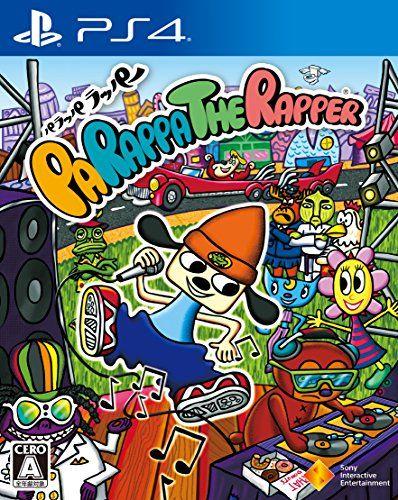 PARAPPA THE RAPPER SONY PS4 JAPANESE REGION FREE PLAYSTATION 4: Jeu import - version Japonaise Compatible console Française / Européenne…