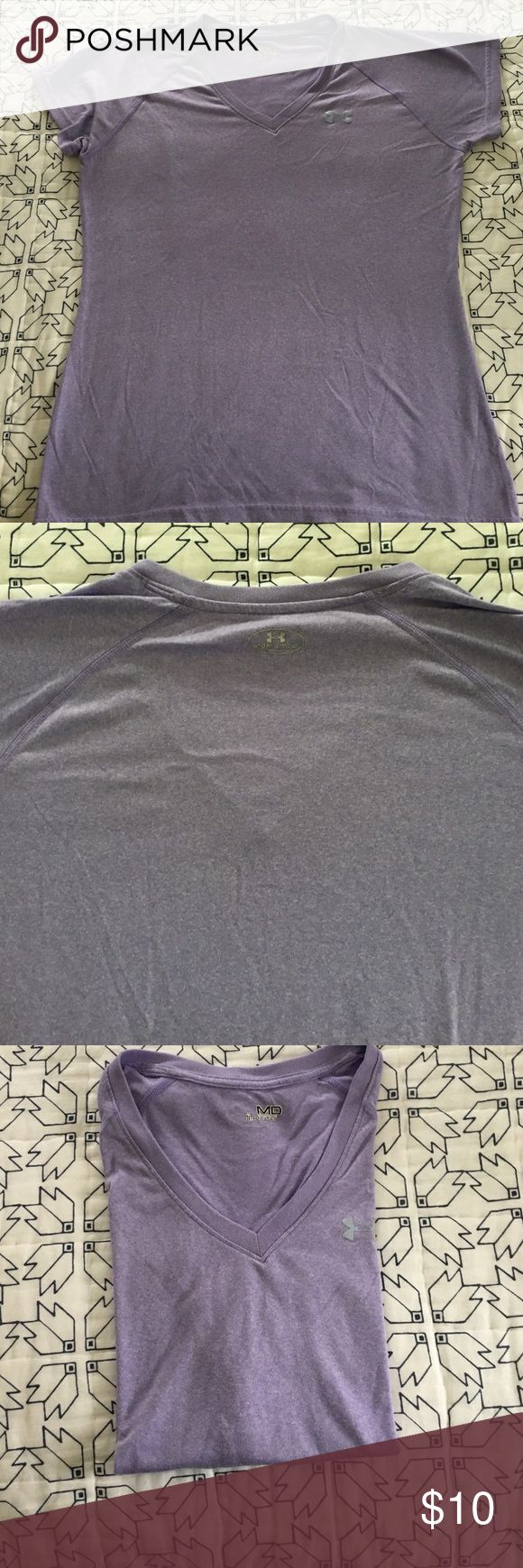 Under armou t shirt Gym top under armou Under Armour Tops Tees - Short Sleeve