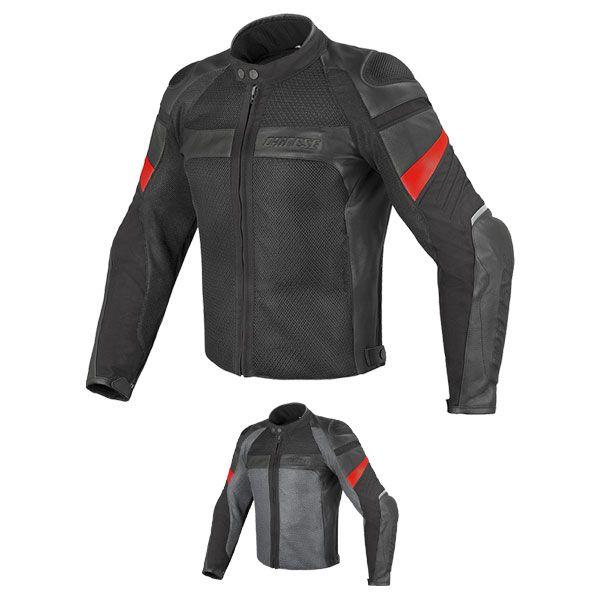 Dainese G. Air Frazer Tex Pelle Textile Jackets