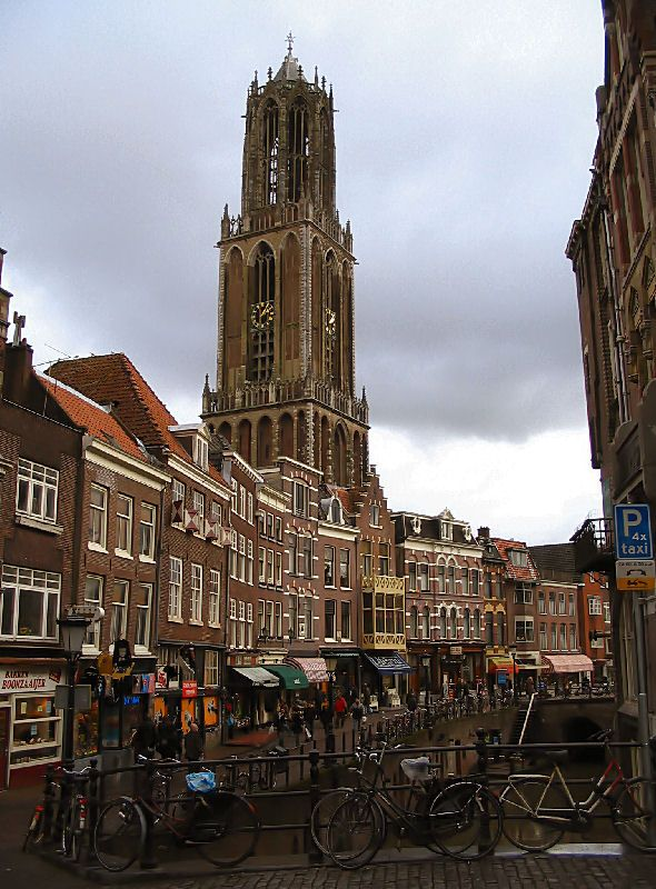 Its hard to say how many times I walked the streets of Utrecht, and even harder knowing that I don't know when I will return.