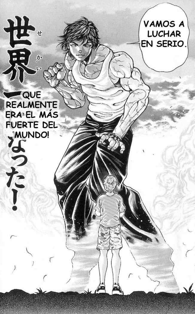 Hanma Baki Son Of Ogre Capitulo 2 00 No Mas Subo In 2020