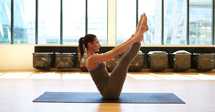 If you have 30 minutes and a mat, you can master this  Pilates workout for beginners.