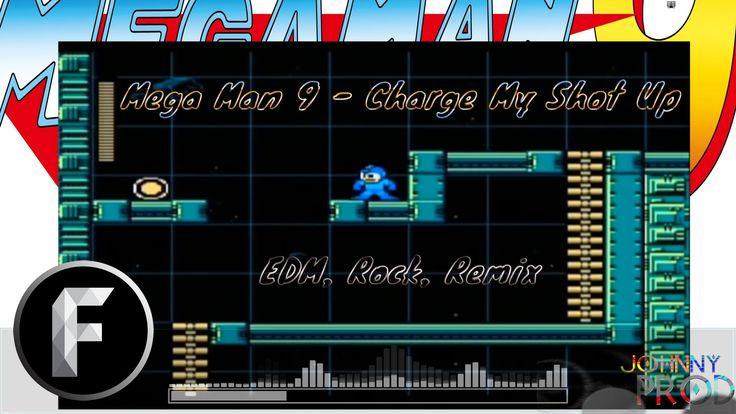 JPROD Games Music )( Mega Man 9 - Charge My Shot Up