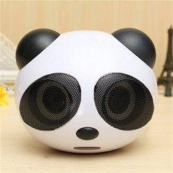 ALTOPARLANTE STEREO PORTATILE PANDA