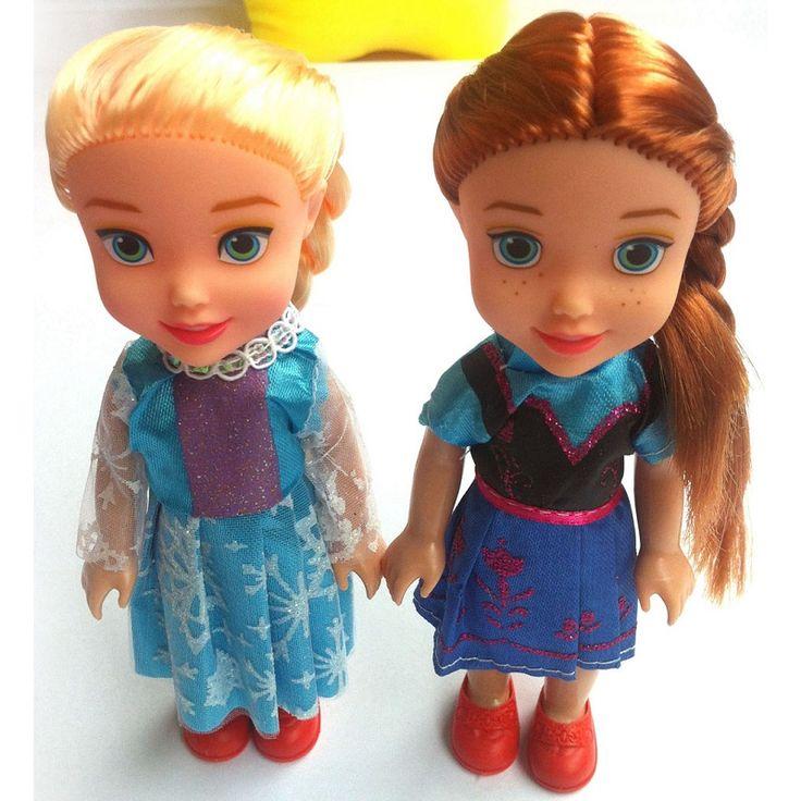 2015 2 stück prinzessin anna elsa puppe spielzeug für mädchen, 16 cm kleine kunststoff congelados puppe, weihnachtsgeschenk für kinder in willkommen zu unserem Speicher Lieber Kunde,Es gibt viele Arten von Waren in unserem Shop. unsere Preise sin aus Puppen auf AliExpress.com | Alibaba Group