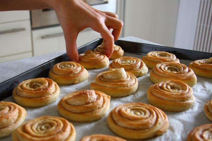 Cinnamon Rolls – Rotolo alla Cannella