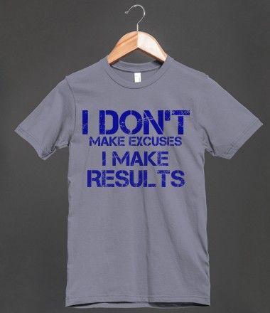Make Results