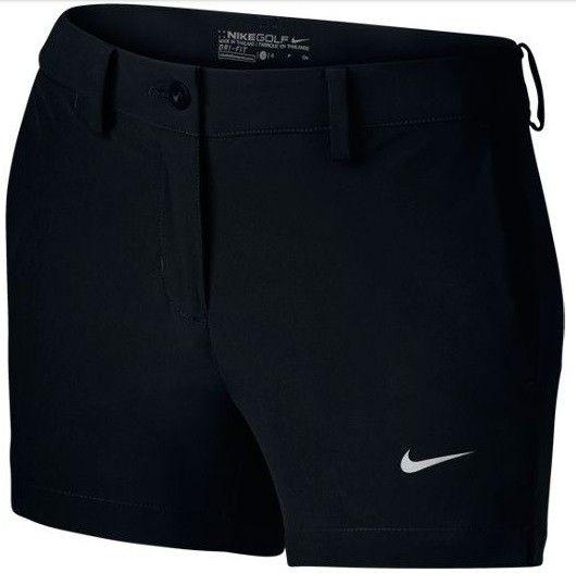 Short Nike Golf Girls Junior. Pantalón corto Nike Golf clásico para niñas, con cintura ajustable y diseñado con la tecnología Dri-Fit.