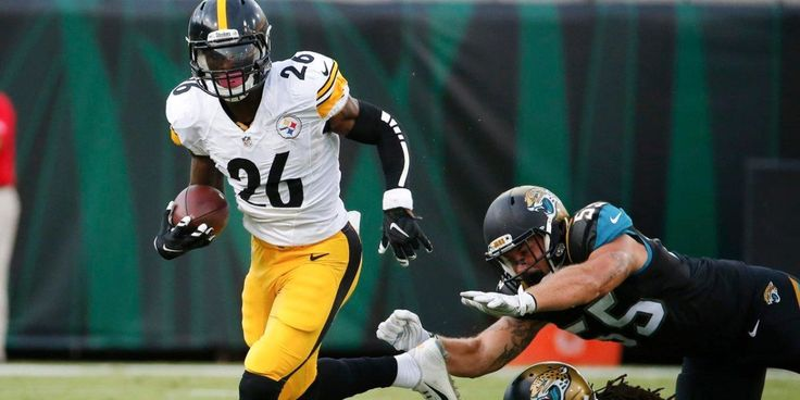 Pittsburgh Steelers running back Le'Veon Bell. Here is here for 2017 we will see what happens after that.