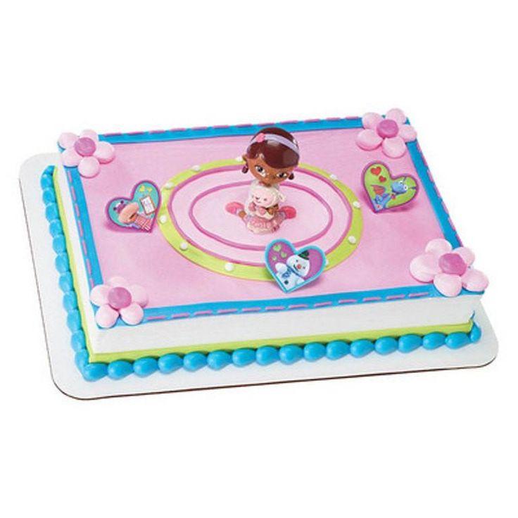 Doc McStuffins Cake Topper