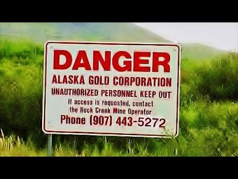 """GOLD""!!  Nome Alaska Aug 2015 ""GOLD""!! https://youtu.be/vTSw8KWNvnM"