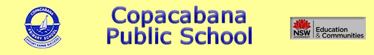 Copacabana Public School Teacher and Student Resources - a great site for many KLA's with great interactive, worksheets, games for all stages of learning. BASED ON NSW Curriculum