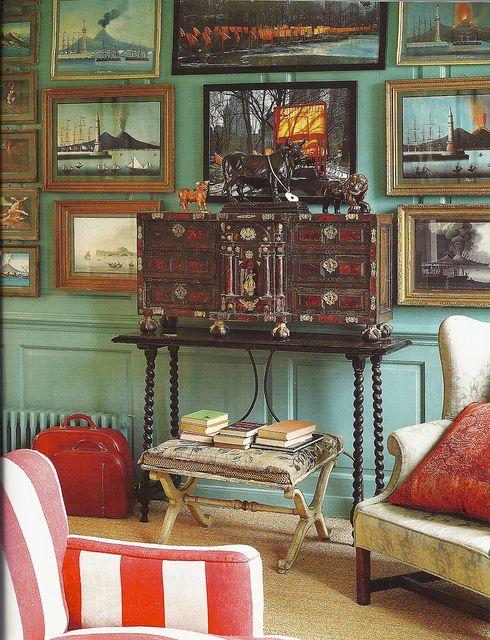 Mosiac Rooms London