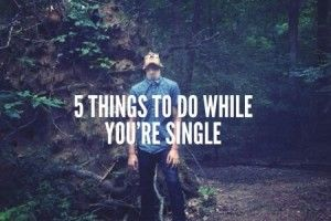 Being single isn't a disease, It's an opportunity for you to grow, learn, and experience life in a way that you won't be able to when you are married.