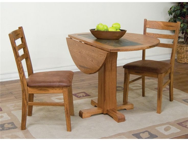 25 Best Small Round Kitchen Table Ideas On Pinterest Round Dinning Table Bench For Dining Table And Small Flat Decor
