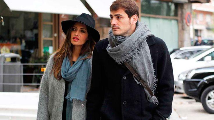 (Valencia 04 de noviembre de 2015)El futbolista español Iker Casillas y la periodista deportiva Sara Carbonero serán padres por segunda vez en la próxima