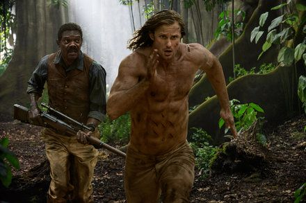 Review: A Tarzan With a Few Twists in the Hollywood Vine