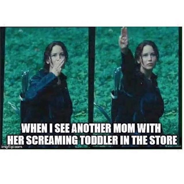 hunger games memes for moms with toddlers - Google Search