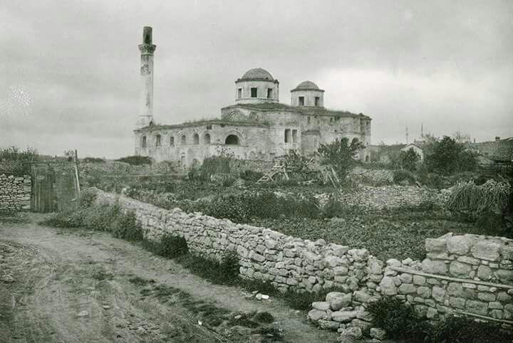 Molla Feneri İsa Camii -Vatan cad./ İstanbul