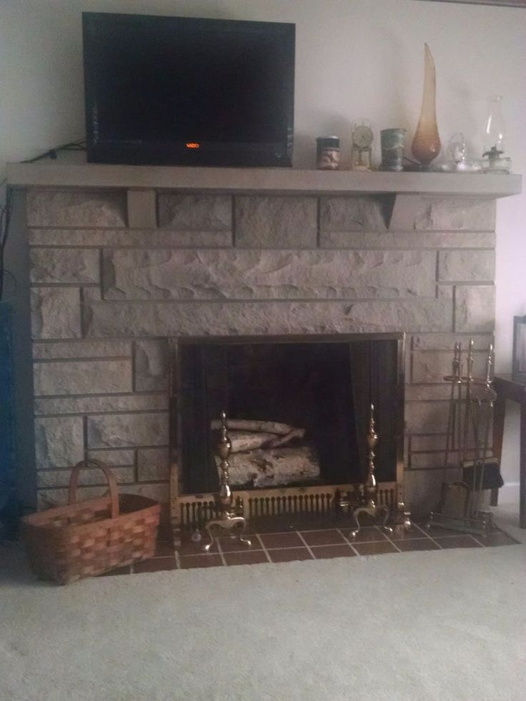 Need Update Ideas For Bedford Stone Fireplace Ideas