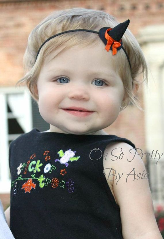 Idea for halloween headband