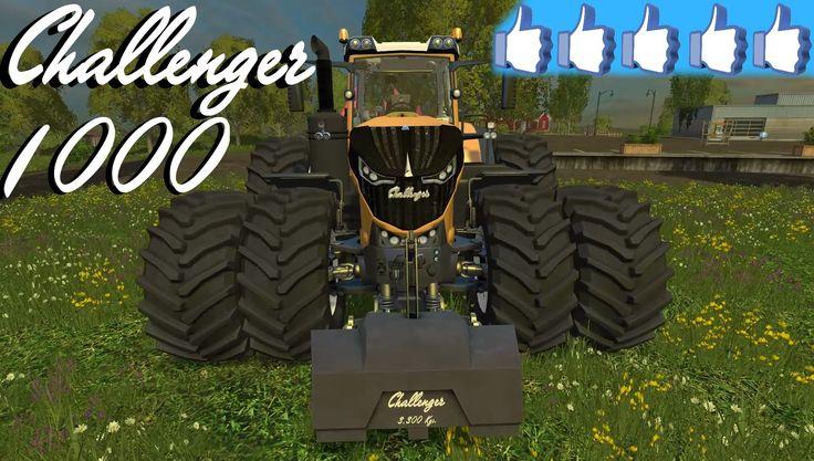 Challenger 1000 #FS15