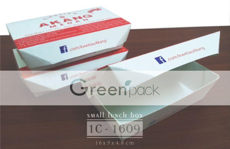 Dus Makanan Food Grade Kwetiau Akang. Menerima Pembuatan Dus Makanan Greenpack. Kunjungi http://www.greenpack.co.id/