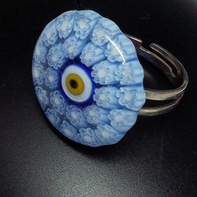 Hermoso #anillo. #bisutería #luraleonplus Por las redes @luraleonplus