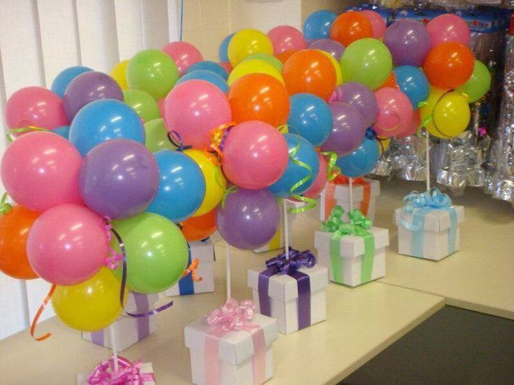 7 best Decoracion globos para fiestas images on Pinterest Birthday