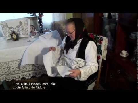Romanian art - Embrodery - Transylvania