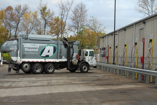 The waste management company gains more ground with its eighth acquisition of 2015.