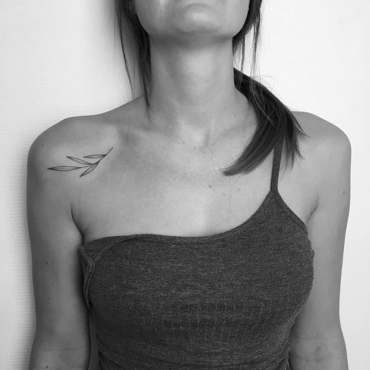 Collarbone Tattoos You Can Opt For – Page 32 of 58