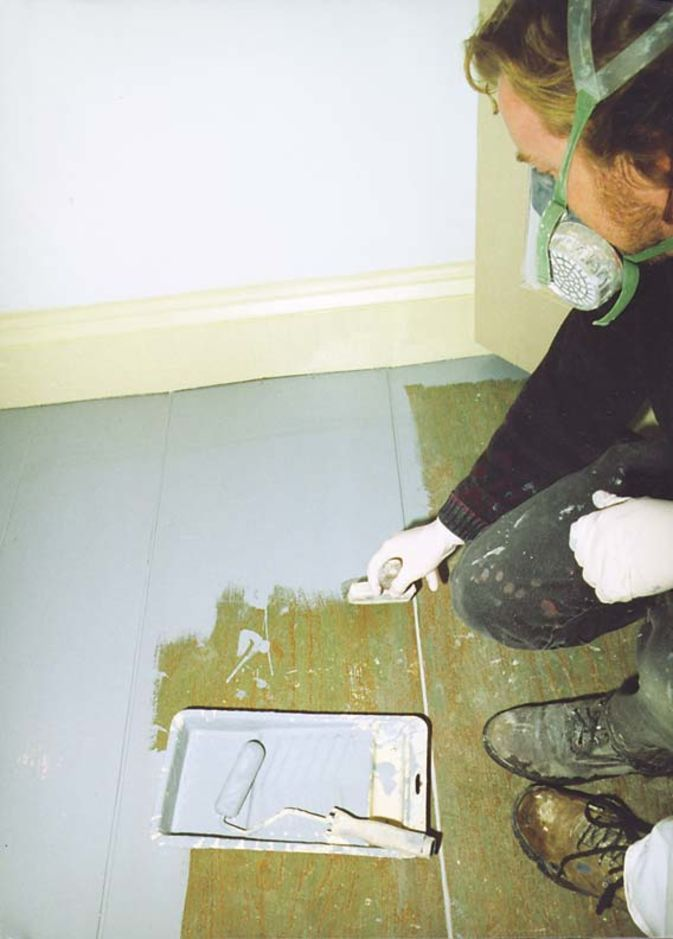 How To Restore Painted Wood Floors | Old House Online