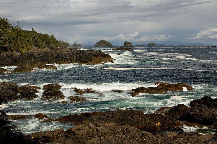 Ucluelet Coast - Ucluelet, British Columbia