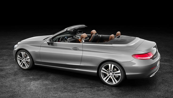 The new open-top C-Class promises reverie on four wheels and plenty of sex appeal…