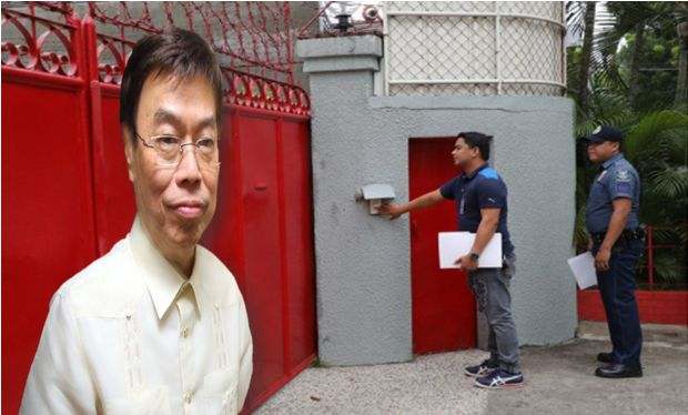 CIDG issues subpoena to Peter Lim but not at home
